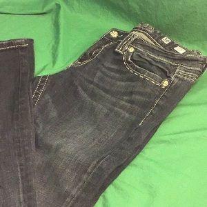 Miss Me Boot Cut Jeans - Sz 30